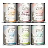 MjamMjam Premium Nassfutter für Katzen